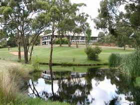 Flagstaff Hill Golf Club and Koppamurra Ridgway Restaurant - Accommodation Georgetown