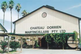 Chateau Dorrien Winery - Accommodation Georgetown