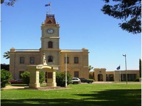 Discovering Historic Kadina Town Walk - Accommodation Georgetown