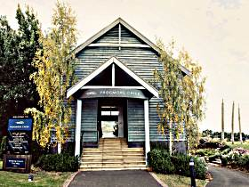 Frogmore Creek Wines - Accommodation Georgetown