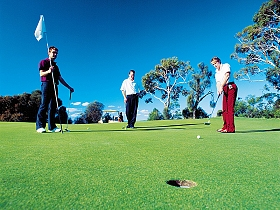 Bagdad Public Golf Course - Accommodation Georgetown