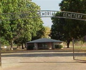 Katherine Cemetery - Accommodation Georgetown
