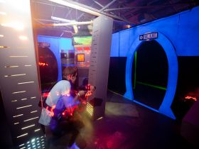 Laserzone Sunshine Coast - Warana - Accommodation Georgetown