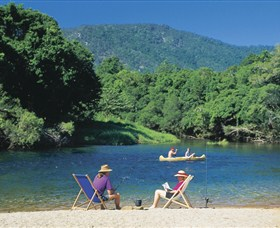 Goldsborough Valley Wooroonooran National Park - Accommodation Georgetown