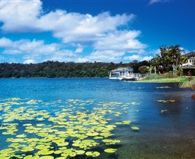 Lake Barrine Crater Lakes National Park - Accommodation Georgetown