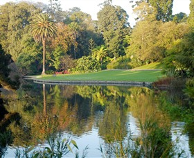 Royal Botanic Gardens Melbourne - Accommodation Georgetown