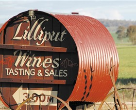 Lilliput Wines - Accommodation Georgetown