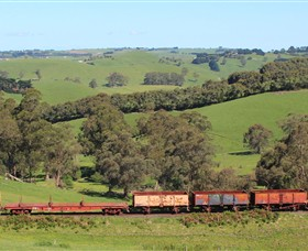 South Gippsland Tourist Railway - Accommodation Georgetown