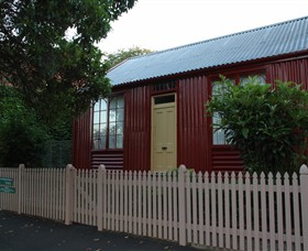 19th Century Portable Iron Houses - Accommodation Georgetown