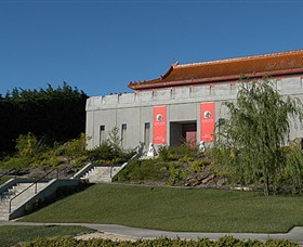 Gum San Chinese Heritage Centre - Accommodation Georgetown