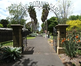 Friends of Geelong Botanic Gardens - Accommodation Georgetown
