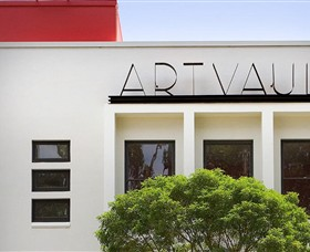 The Art Vault - Accommodation Georgetown