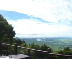 The Lookout Cambewarra Mountain - Accommodation Georgetown