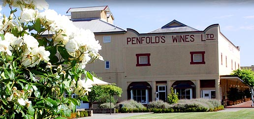 Penfolds Barossa - Accommodation Georgetown