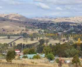 Gundagai Built Heritage Walk - Accommodation Georgetown