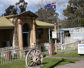 Gundagai Historic Museum - Accommodation Georgetown