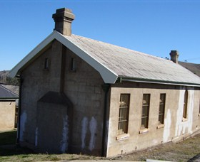 The Old Gundagai Gaol - Accommodation Georgetown