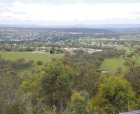 McIlveen Park Lookout - Accommodation Georgetown