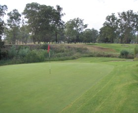 Muswellbrook Golf Club - Accommodation Georgetown