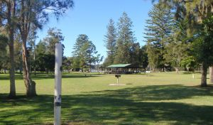 The Basin picnic area - Accommodation Georgetown
