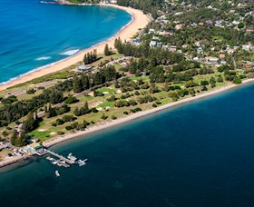 Palm Beach Golf Course - Accommodation Georgetown