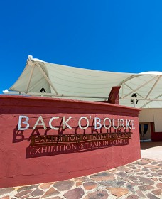 Back O Bourke Exhibition Centre - Accommodation Georgetown