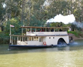 Paddlesteamer Canberra - Accommodation Georgetown