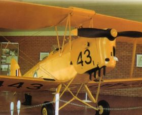 Tiger Moth Memorial - Accommodation Georgetown