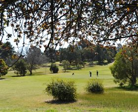 Narrandera Golf Course - Accommodation Georgetown