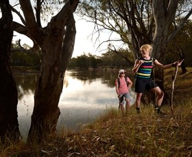 Narrandera Bike and Hike Track - Accommodation Georgetown