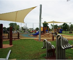 Livvi's Place Playground - Accommodation Georgetown