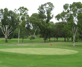 Moree Golf Club - Accommodation Georgetown