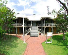 Moree Lands Office Historical Building - Accommodation Georgetown