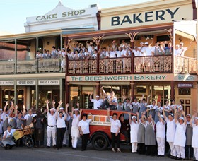 Beechworth Bakery - Accommodation Georgetown