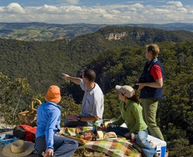 Mount Piddington Lookout - Accommodation Georgetown