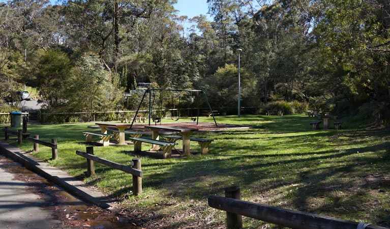 Gordon Falls lookout and picnic area - Accommodation Georgetown