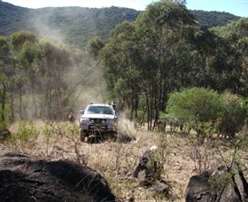 Geraldine 4WD Recreation Park - Accommodation Georgetown