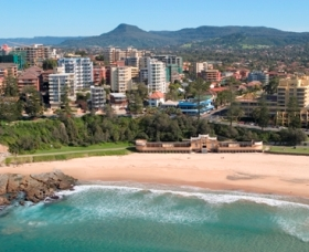 North Wollongong Beach - Accommodation Georgetown