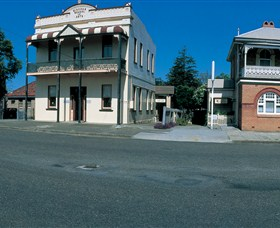 Wingham Self-Guided Heritage Walk - Accommodation Georgetown