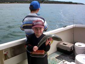Tory M Fishing Charters - Accommodation Georgetown