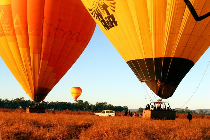 Hot Air Balloon Scenic Rim - Accommodation Georgetown