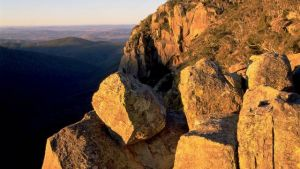 Booroomba Rocks - Accommodation Georgetown