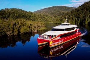 Morning World Heritage Cruise on the Gordon River departing Strahan 9am - Accommodation Georgetown