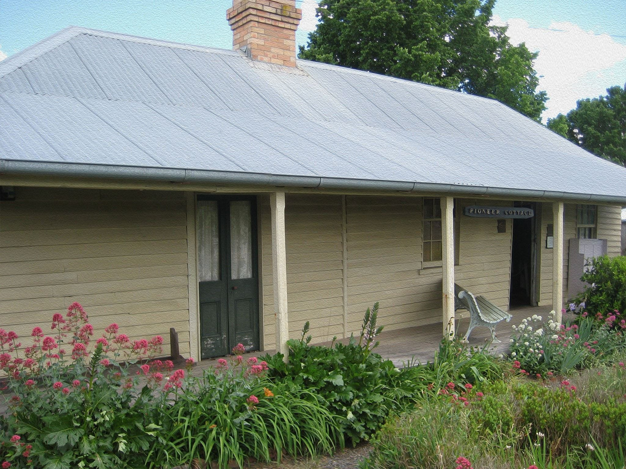 Pioneer Cottage and Museum - Accommodation Georgetown