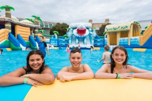 Waterworld Central - Mobile Inflatable Waterpark - Accommodation Georgetown