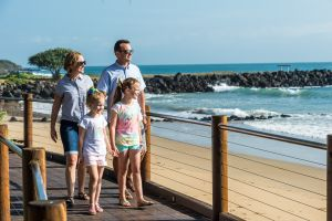 Bargara Beach - Accommodation Georgetown