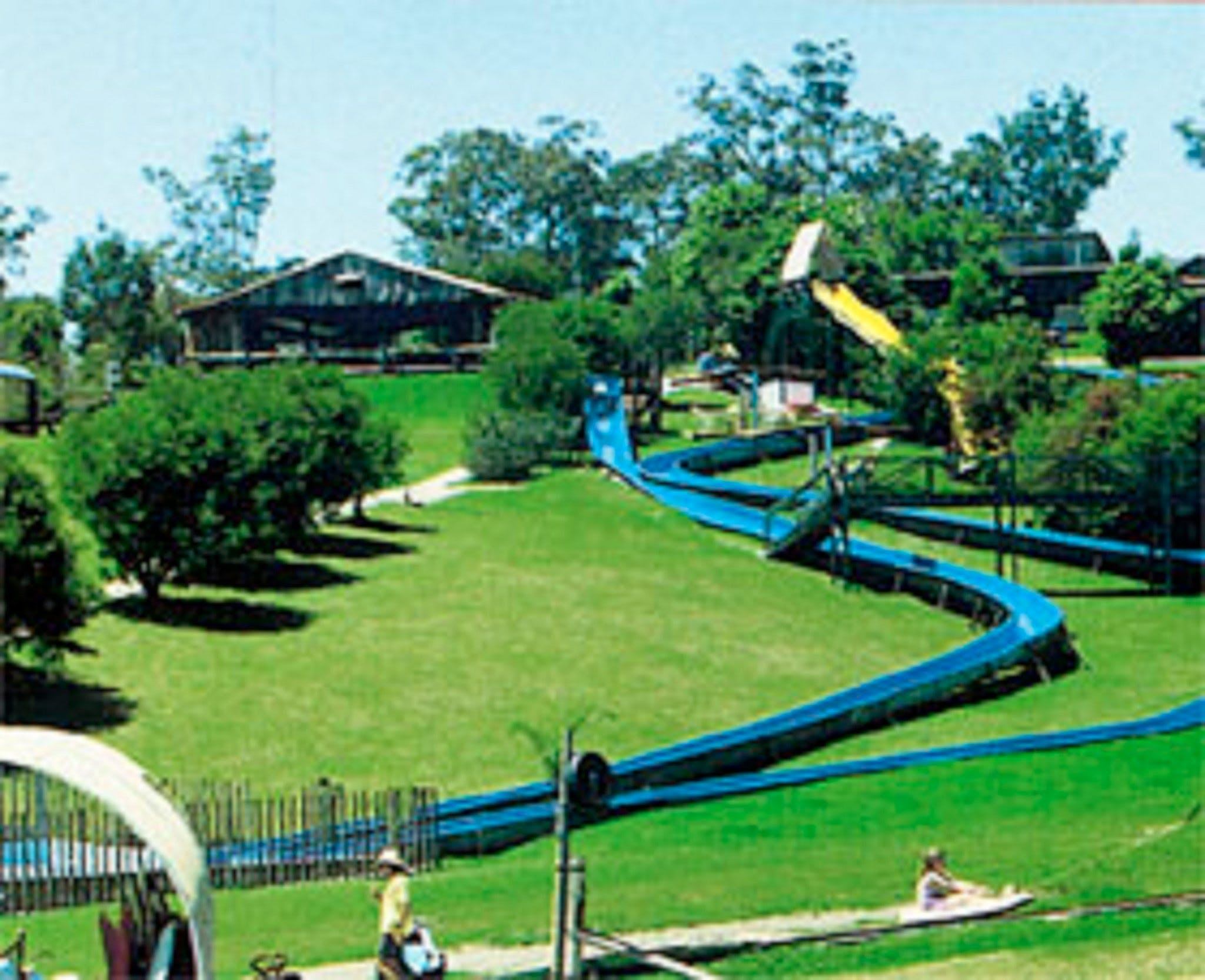Big Buzz Fun Park - Accommodation Georgetown