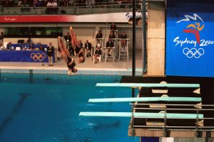 Dive Into History at Sydney Olympic Park Aquatic Centre - Accommodation Georgetown
