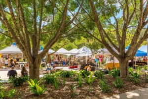 The Original Eumundi Markets - Accommodation Georgetown