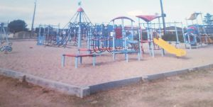 Edithburgh Playground - Accommodation Georgetown